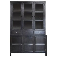 Foxhall Cabinet, Black
