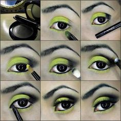 Fashion Make Up .