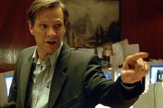 """Conklin (Chris Cooper, The Bourne Identity) - """"I want Bourne in a body bag by sundown."""""""