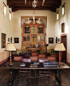 See more of Thomas Callaway Associates 's Spanish Colonial Compound on 1stdibs