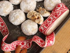 Secret Honey Nut Cookies.
