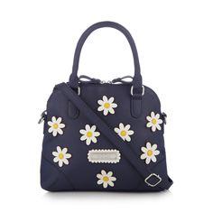 b0e497ceb1a Floozie Daisy Bag Debenhams Uk, Blue Handbags, Grab Bags, Backpack Purse, My