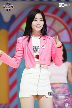 Kim Dahyun photo and wallpapers. Nayeon, Kpop Girl Groups, Korean Girl Groups, Kpop Girls, Stage Outfits, Kpop Outfits, Asian Woman, Asian Girl, Twice What Is Love