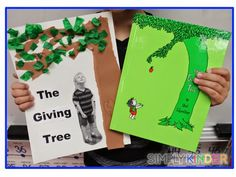 FacebookTwitterPinterestE-mail Today we read the classic story The Giving Tree!  Such a great story that really gets the kids thinking about friendship and caring and using their imaginations in a different way! So I wanted to share this fun little project with you we did! Our story was filled with rich conversations about friendship, …