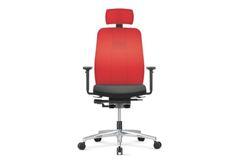 ergonomischer Bürostuhl GLOBEline - mit tiefenverstellbare Lordosenstütze - von Grammer Office
