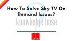 sky tv on demand