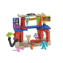 Imaginext Monsters University Scare Games
