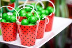 Nathalisse (quase) tudo o que faz e pensa uma Nathália!: Bodas de flores e frutas - 4 anos de casamento! Watermelon Birthday Parties, Watermelon Baby, Fruit Party, 1st Birthday Parties, Happy Birthday B, Mason Jar Gifts, Tropical Party, For Your Party, Unicorn Party