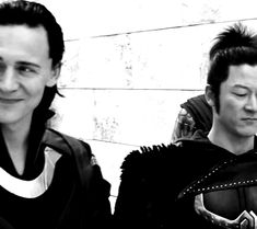 "livin-la-vida-loki-d: "" leadandparchment: "" #his smile literally just shattered my heart #its like for once Loki is actually happy #people are…"
