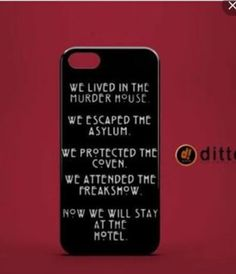 Here's the link for it http://www.godittoditto.com/products/american-horror-story-design-custom-case-by-ditto-for-iphone-6-6-plus-iphone-5-5s-5c-iphone-4-4s-samsung-galaxy-s3-s4-s5-and-note-2-3-4