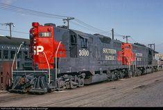 RailPictures.Net Photo: SP 3000 Southern Pacific Railroad EMD GP9 at San Francisco, California by Steve Schmollinger