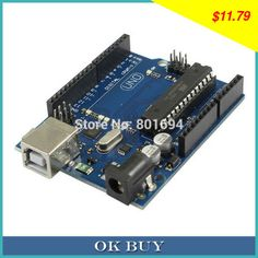 Check this product! Only on our shops ATmega328P Development Board ATmega16U2 Version UNO R3 With USB For Arduino - US $11.79 http://electronicsstoreweb.com/products/atmega328p-development-board-atmega16u2-version-uno-r3-with-usb-for-arduino/