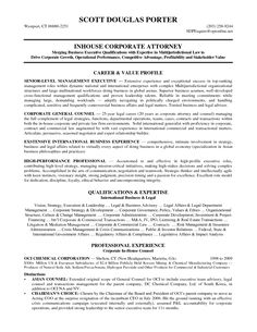 attorney resume sample contract lawyer associate job samples - Contract Attorney Resume Sample