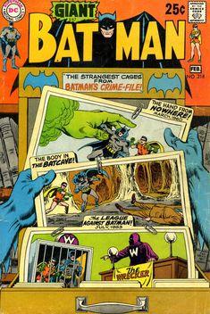 Batman #218