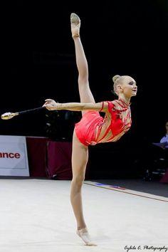 # Anastasia Mulmina (Ukraine) # Grand Prix 2014 in Thiais, France #
