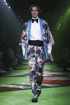 Gucci SS 17 by Alessandro Michele MMU