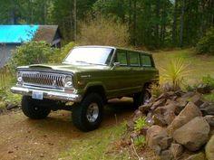 Rescue green Metallic? - Page 2 - International Full Size Jeep Association