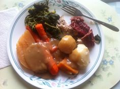 Just known as Sunday dinner (not supper). Newfoundland Recipes, Newfoundland Canada, Newfoundland And Labrador, Jigs Dinner, Canadian Thanksgiving, Atlantic Canada, Sunday Suppers, O Canada, Prince Edward Island