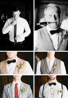 Well-Groomed: Well-Groomed Groom: Mix n Match Matrimony