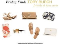 Friday Finds: Tory Burch Friends & Fans Event