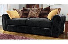 Barcelona Chenille Corner Sofa (Brown/Black)  https://www.tradepricefurniture.co.uk/barcelona-chenille-corner-sofa-brown-black.html