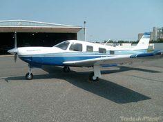 Piper Saratoga II - piloted by John F. Kennedy, Jr. that crashed near Martha's Vineyard