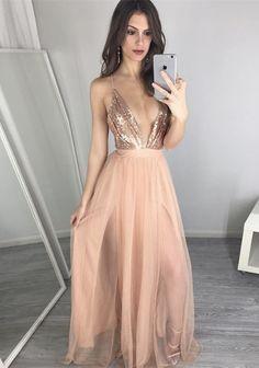 prom dresses,2017 prom dresses,sexy blush prom dresses,evening dresses,deep v-neck prom party dresses,sexy evening dresses,sparkling party dresses,vestidos
