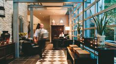 Lobby at 5 star hotel: Eichardt's Private Hotel & Lakefront Apartments. This hotel's address is: 2 Marine Parade Queenstown City Center Queenstown and have 9 rooms 5 Star Hotels, Best Hotels, Whirlpool Bathtub, Luxury Accommodation, Retail Shop, Pent House, Lake View, Pacific Ocean