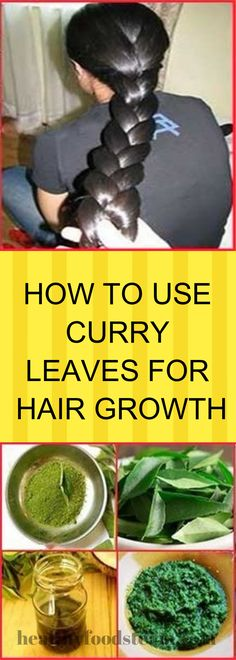 HOW TO USE CURRY LEAVES FOR HAIR GROWTH Healthy Treats, Healthy Recipes, Healthy Foods, Bee Gifts, Curry Leaves, Healthier You, Hair Health, Plant Based Recipes, Natural Healing