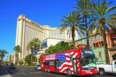 Las Vegas city bus tour - Top 10 things to do in Las Vegas