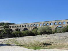 Acqueduct - Pont du Gard, Provence 2011
