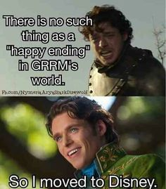 There's no such thing as a happy ending in Westeros