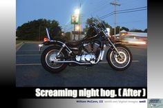 Screaming night hog (After)
