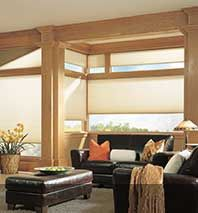 Bay Window Treatment Ideas - Blindsgalore.com