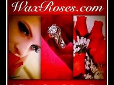 A hidden jewel in every dozen wax dipped roses! They smell amazing for 6 to 12 months!