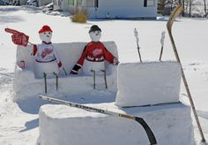 snowman competition - Google Search