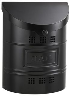Ecco Black Wall Mount Mailboxes. better price and free shipping at  this source mailboxworks. $84