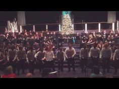 12 days of Christmas by the guys of show choir - YouTube
