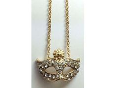 """Rose Gold plated necklace .75"""" pendant 16"""" chain plus 1.5"""" extension"""