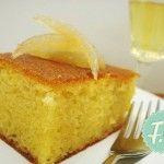 Συνταγή Γλυκό Παντεσπάνι Λευκάδας - Συνταγές μαγειρικής , συνταγές με γλυκά και εύκολες συνταγές από το Funky Cook