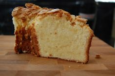 Recipe For Old Fashioned Cake That Separates Into Layers