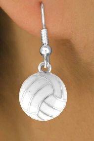Volleyball earrings, another unique piece of volleyball jewelry by GymRats Volleyball necklaces, bracelets, and earrings. Volleyball Jewelry, Volleyball Outfits, Clothing Co, Bump, Basketball, Random, Earrings, Sports, Clothes