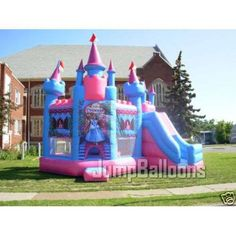 Get Your Bounce On - Bounce House Slide Combo's Let Get Your Bounce On make your next party unforgettable House Slide, Things That Bounce, Party Supplies, You Got This, Birthday Parties, Make It Yourself, Baby Baby, Party Ideas, Decor