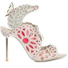 SOPHIA WEBSTER 'Evangeline' Sandals | Buy ➜ http://shoespost.com/sophia-webster-evangeline-sandals/
