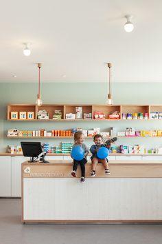 Retail Store Design, Retail Shop, Clinic Design, Office Inspo, Doctor Office, Nursery School, Retail Interior, Dental Care, Pharmacy