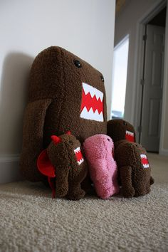 I have a Domo family too!!! :) :)