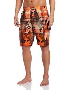 U.S. Polo Assn. Men`s Plaid Hibiscus Short $17.99