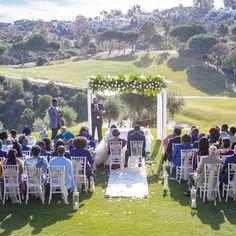 Happy spiritual wedding celebration!  Dami & Dayo's wedding at @lacalaresort from Dublin, Ireland and Nigeria with love! 😎 👰🏾🖤💖📸🎬 - Wedding photographer: Greg Korvin at Sol Wedding Marbella. @solwedding  DJ: @djjay_ireland Brideshair @wigsandwonders  Makeup @ife_idolla @stephanie_maire - #thetosinaramides #instagood #wedding #weddings #celebration #lacalagolf #solweddingmarbella #weddingphotographer #instawedding #mijas #marbellalife #photography #bride #groom… Bella Wedding, Wedding Film, Dublin Ireland, Celebrity Weddings, Bride Groom, Dolores Park, Dj, Celebration, Spain