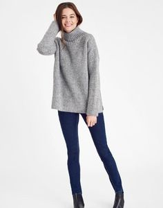 Joules Prunella Funnel Neck Sweater