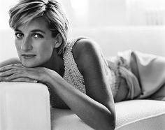 Princess Diana fashion icon